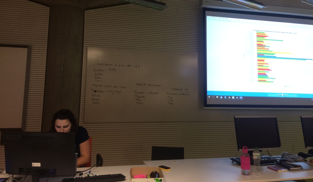 Ilustrační foto z hackathonu